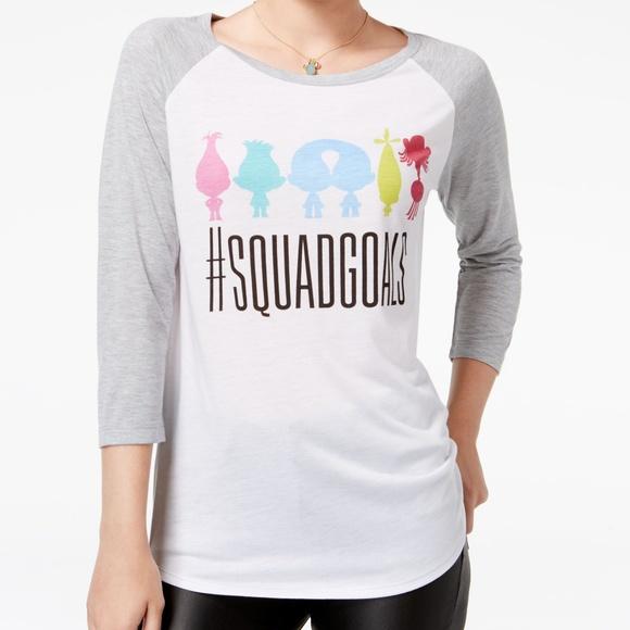 bf951793f Dreamwork's #SQUADGOALS Trolls Merchandise. NWT. Dreamworks